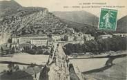 """26 DrÔme / CPA FRANCE 26 """"Nyons, quartier Maladrerie et vallée de l'Aygues"""""""