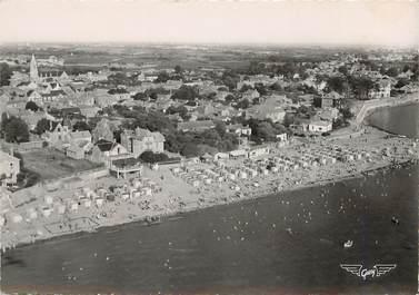 """CPSM FRANCE 44 """"La Bernerie, la grande plage"""""""