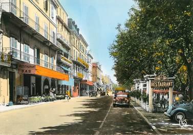"""/ CPSM FRANCE 26 """"Montelimar, le boulevard Desmarais"""""""