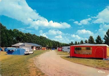 "/ CPSM FRANCE 27 ""Evreux, le camping"""