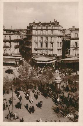 """CPA ALGERIE """"Constantine, Place Nemours """""""