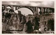 """Algerie CPA ALGERIE """"Constantine, pont Sidi Rached"""""""