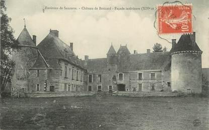 """/ CPA FRANCE 18 """"Environs de Sancerre, château de Boucard"""""""