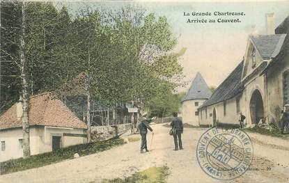 """CPA FRANCE 38 """"Saint Pierre de Chartreuse, le couvent"""""""