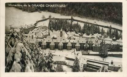 """CPA FRANCE 38 """"Saint Pierre de Chartreuse, le monastère"""""""