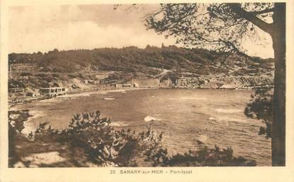 "CPA FRANCE 83 ""Sanary sur Mer, Port Issol"""