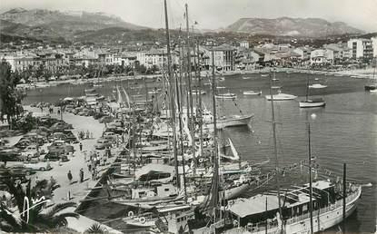 """CPSM FRANCE 83 """"Sanary sur Mer, vue générale """""""
