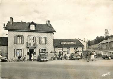 """CPSM FRANCE 88 """"Xonrupt, Hôtel de la Pierre Charlemagne"""""""