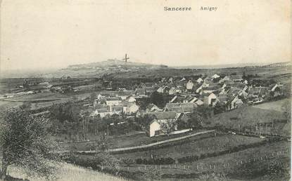 """/ CPA FRANCE 18 """"Amigny"""""""