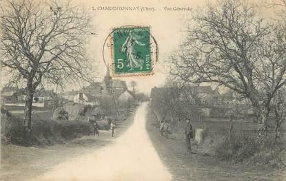 """/ CPA FRANCE 18 """"Charentonnay, vue générale"""""""