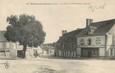 """/ CPA FRANCE 18 """"Brinon sur Sauldre, la place du Marronnier"""""""