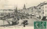 """17 Charente Maritime / CPA FRANCE 17 """"La Rochelle, quai Duperré"""""""