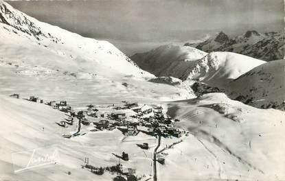 """/ CPSM FRANCE 38 """"L'Alpe d'Huez et le Meiije"""""""