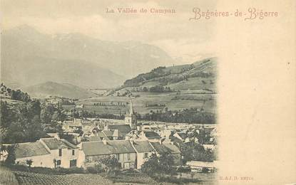 "/ CPA FRANCE 65 ""Bagnères de Bigorre, la vallée de Campan"""