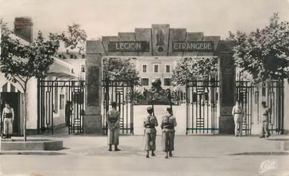 """CPSM ALGERIE """"Sidi Bel Abbès, caserne de la Légion étrangère"""""""