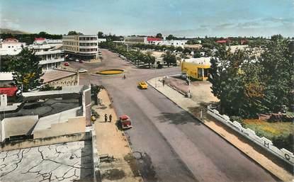 "CPSM AFRIQUE / CONGO BELGE ""Usumbura, Place Jungers"""