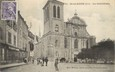 "/ CPA FRANCE 39 ""Saint Claude, la Cathédrale"""