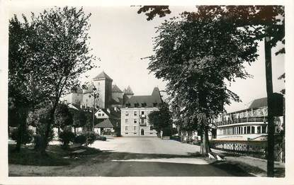 "CPSM  FRANCE 74 ""Annecy, le chateau"""