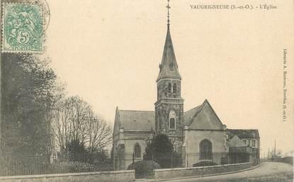 """/ CPA FRANCE 91 """"Vaugrigneuse, l'église"""""""