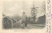 """91 Essonne / CPA FRANCE 91 """"Grigny, l'église"""""""