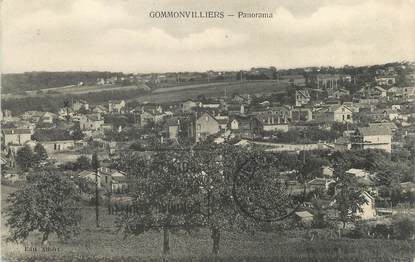"""/ CPA FRANCE 91 """"Gommonvilliers, panorama"""""""
