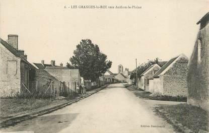 """/ CPA FRANCE 91 """"Les Granges le Roi vers Authon la Plaine"""""""