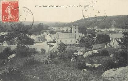 """/ CPA FRANCE 91 """"Buno Bonnevaux, vue générale"""""""