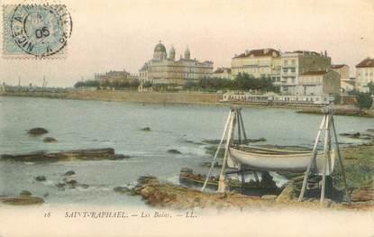 """/ CPA FRANCE 83 """"Saint Raphaël, les Bains"""""""