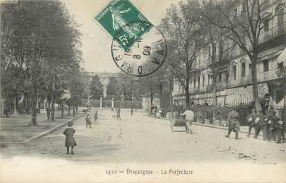 "/ CPA FRANCE 83 ""Draguignan, la préfecture"""