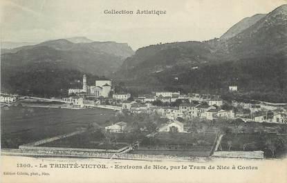 """/ CPA FRANCE 06 """"La Trinité Victor, environs de Nice"""""""