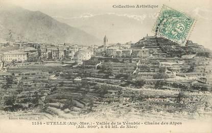 """/ CPA FRANCE 06 """"Utelle, vallée de la Vésubie"""""""