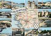 44 Loire Atlantique CPSM FRANCE 44 / Vues du département