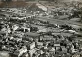 """43 Haute Loire CPSM FRANCE 43 """"Retournac, vue générale aérienne, le pont sur la loire"""""""