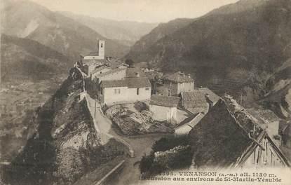 """/ CPA FRANCE 06 """"Venanson, excursion aux environs de Saint Martin Vésubie"""""""