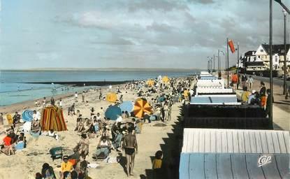 """/ CPSM FRANCE 14 """"Langrune, la plage"""""""
