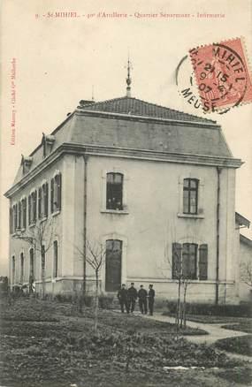 """CPA FRANCE 55 """"Saint Mihiel, Quartier Sénarmont"""""""