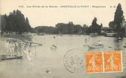 """CPA FRANCE 94 """"Joinville le Pont, baigneurs"""""""