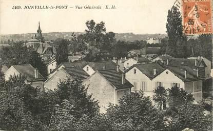 """CPA FRANCE 94 """"Joinville le Pont, vue générale"""""""