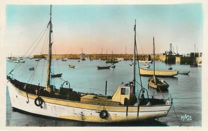 "/ CPSM FRANCE 14 ""Riva Bella, le port"""