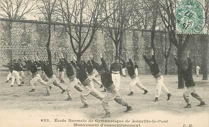 """CPA FRANCE 94 """"Joinville le Pont, Ecole normale de gymnastique"""""""