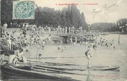"CPA FRANCE 94 ""Joinville le Pont, la Baignade"""
