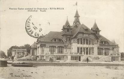 "/ CPA FRANCE 14 ""Riva Bella, nouveau Casino municipal de Ouistreham"""