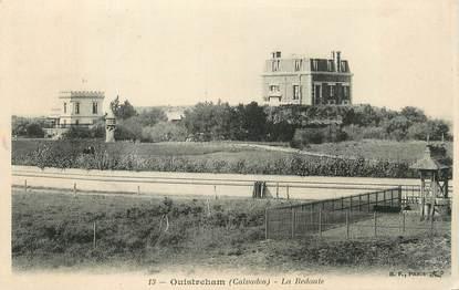 "/ CPA FRANCE 14 ""Ouistreham, la redoute"""
