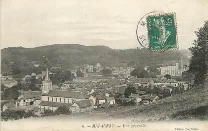 "/ CPA FRANCE 76 ""Malaunay, vue générale"""