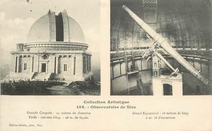"CPA FRANCE 06 ""Nice, Observatoire de Nice"""