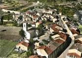 """34 Herault CPSM FRANCE 34 """"Saint Etienne d'Albagnan, la place de l'Eglise"""""""