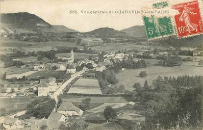 "CPA FRANCE 38 ""Charavines les Bains"""