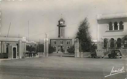 "CPSM ALGERIE ""Blida, camp d'aviation"""
