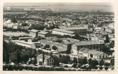 """CPSM ALGERIE """"Blida, vue générale vers la ville et les casernes"""""""