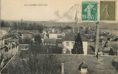 "/ CPA FRANCE 76 ""Vue d'Oissel"""